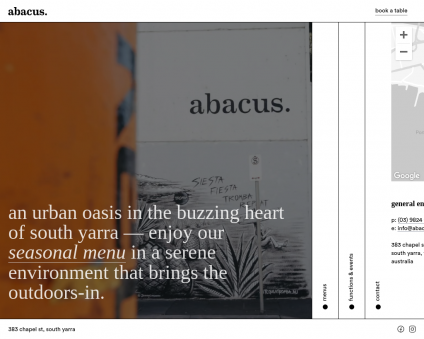 Abacus Bar and Kitchen